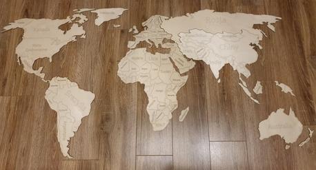 Mapa świata (1)